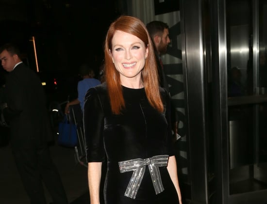 Julianne Moore Is Addicted to Social Media Just Like the Rest of Us