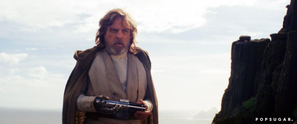 Luke From Star Wars: The Last Jedi