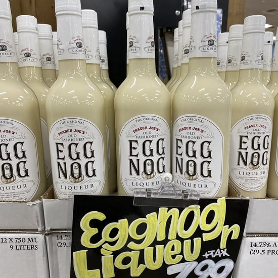 Trader Joe's Is Selling Bottles of Eggnog Liqueur For $8