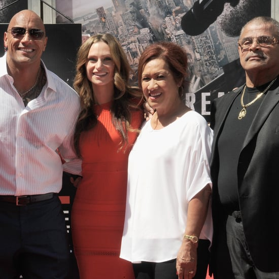 Dwayne Johnson Posts Heartfelt Message After His Dad's Death