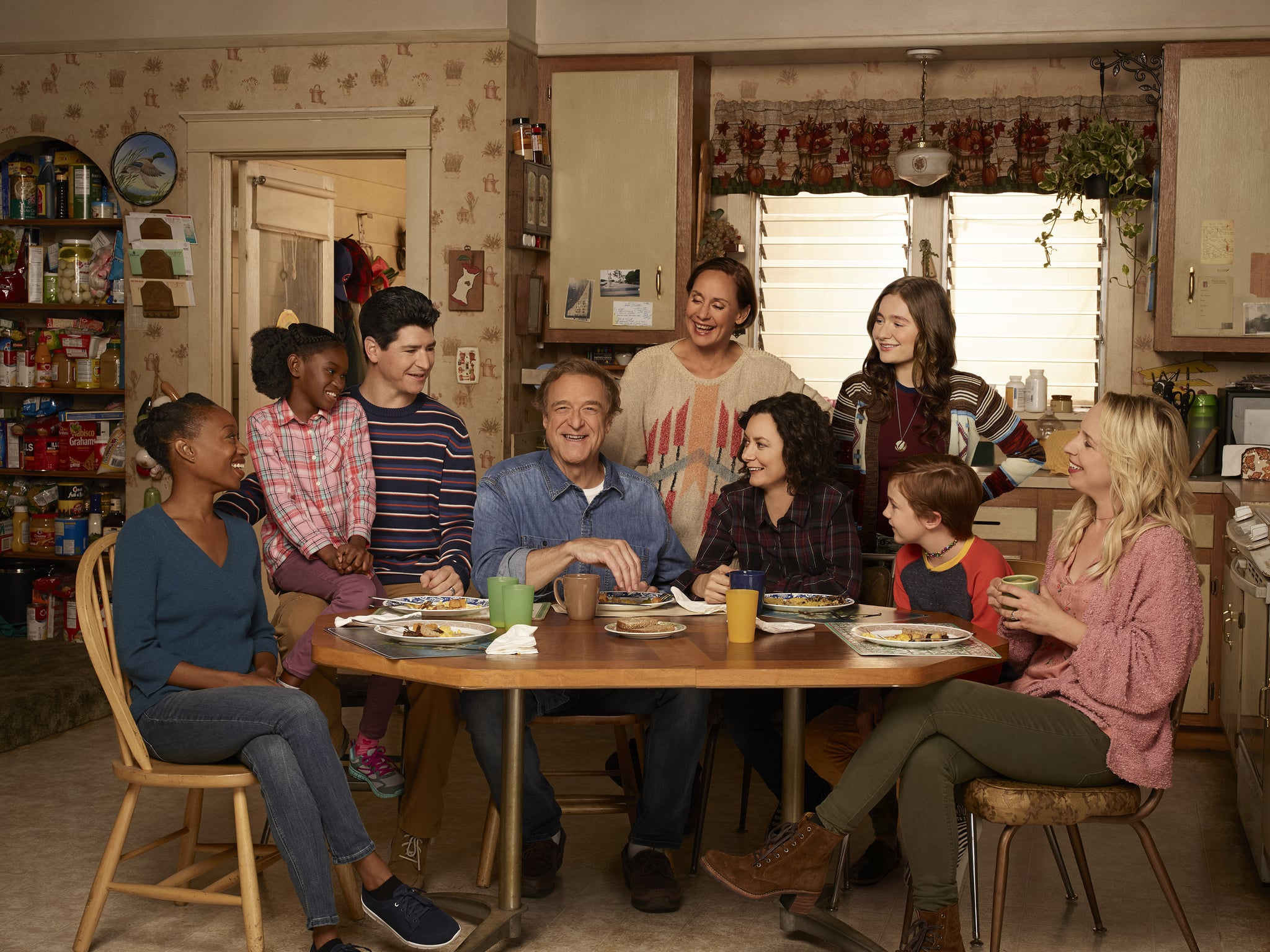 THE CONNERS - ABC's