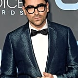 Daniel Levy at the 2019 Critics' Choice Awards