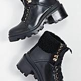 Alice + Olivia Hettie Combat Boots