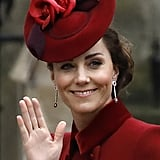 The Duchess of Cambridge at Commonwealth Day Service 2020