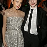 Pictured: Millie Bobby Brown and Finn Wolfhard