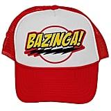 Bazinga Trucker Hat