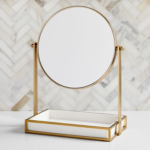 Best Vanity Mirror >> Best Makeup Mirrors For Your Dorm Room Popsugar Beauty