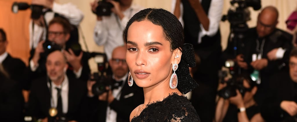 Zoë Kravitz's Engagement Ring
