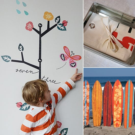 Great Heights: 10 Awesome Growth Charts For Kids