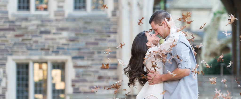 The Proposal Story Behind This Engagement Shoot Is Too Sweet