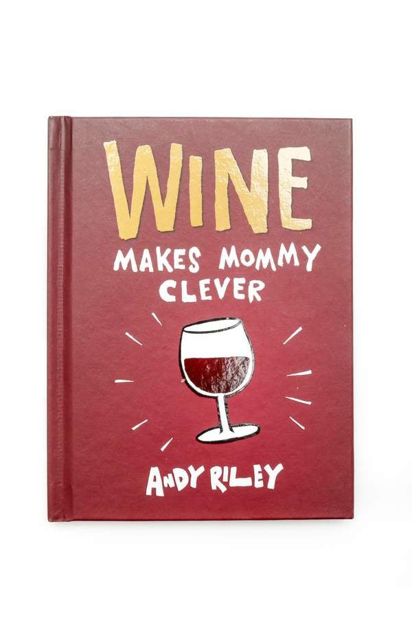 Chronicle Books Mom Wine Book