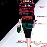 2011 Fall Milan Fashion Week: D&G