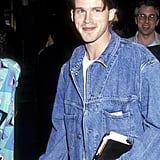 Cary Elwes in NYC in 1987