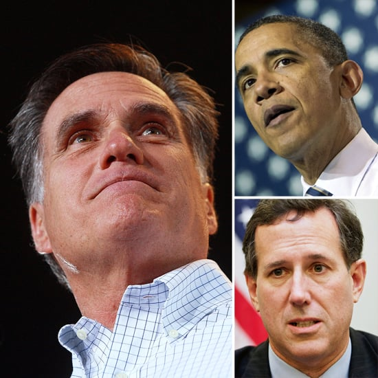 Where to Follow the 2012 Presidential Candidates
