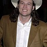 Blake Shelton in 2001