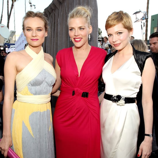 2012 Critics' Choice Awards Red Carpet Celebrity Pictures