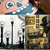 DIY Vintage Halloween Decor