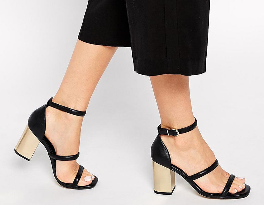 Flat Sandals, Slides and Mid-High Heels to Shop Online | POPSUGAR ...