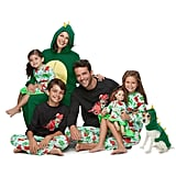 Jammies For Your Families Dino Matching Pajamas