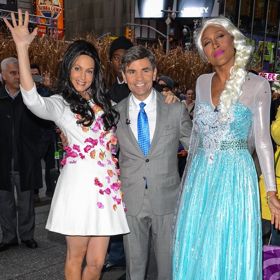 Good Morning America Halloween Costumes 2014 | Photos