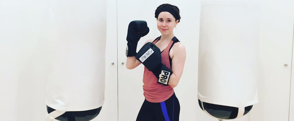 Forget Pilates and Barre — This 1 Boxing Move Transformed My Abs