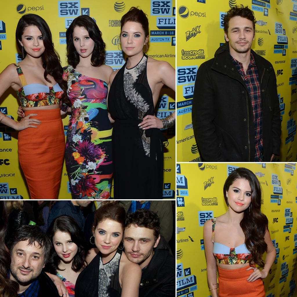 Spring Breakers Premiere Pictures at SXSW 2013