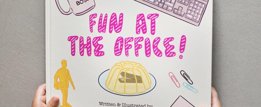 There's a Book For Kids About The Office