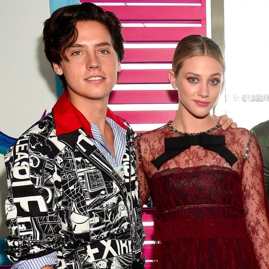 Skeet Ulrich Talks About Cole Sprouse and Lili Reinhart 2017