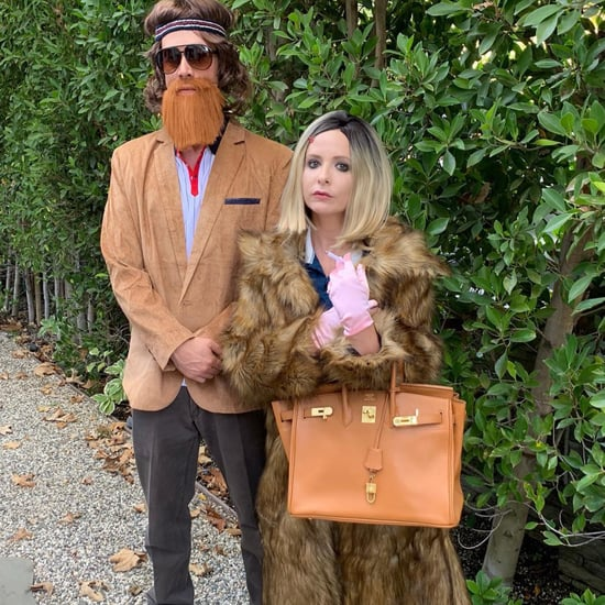 Sarah Michelle Gellar and Freddie Prinze Jr. Halloween 2018