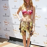 Whitney Port Throws on a Bikini to Host a Las Vegas Pool Party