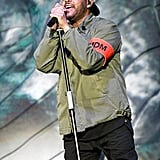 The Weeknd poured his heart out on stage during his 2018 performance.