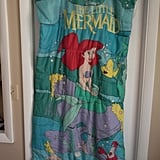 Little Mermaid Sleeping Bag