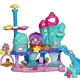 Go! Go! Smart Friends Shimmering Seashell Castle Playset