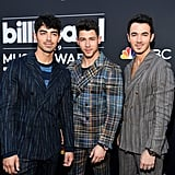 May: The Jonas Brothers Attended the Billboard Music Awards