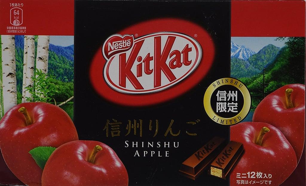 Japanese Kit Kat Shinshu Apple