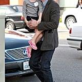 Ben Affleck and Jennifer Garner Treat Violet Ahead of Seraphina's Birthday