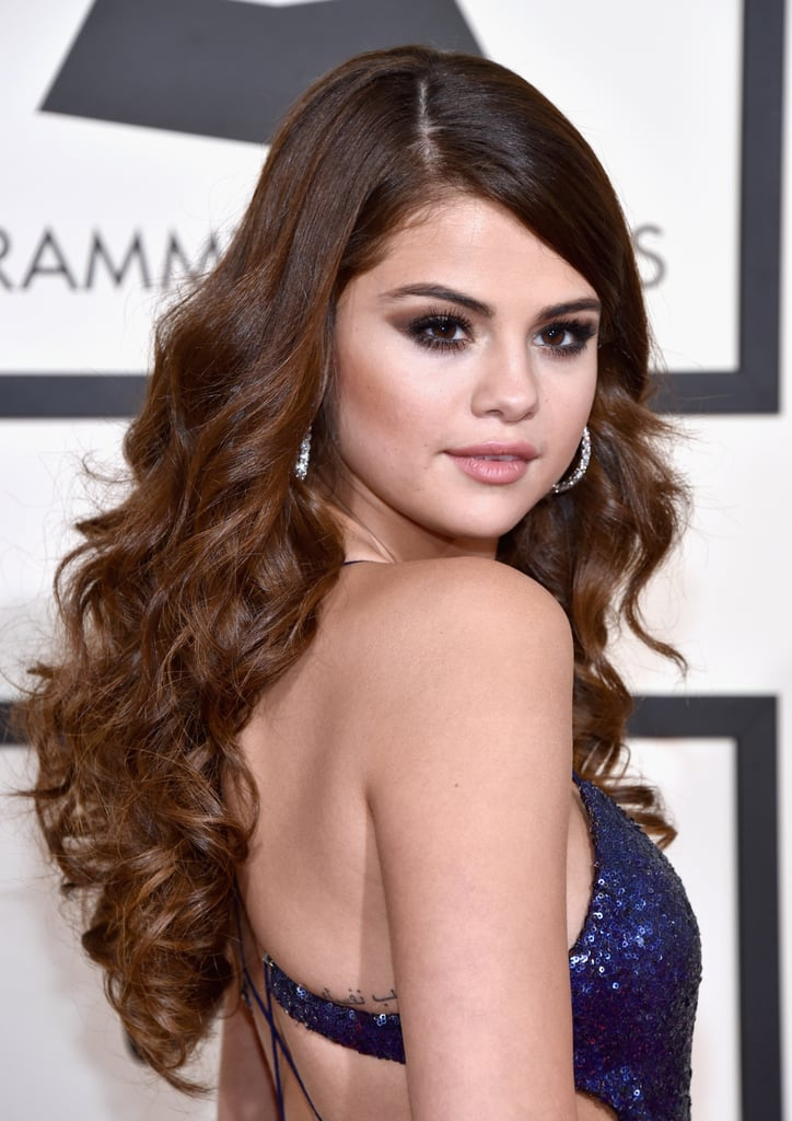 Selena Gomez Serves Up Serious Sex Appeal At The Grammys