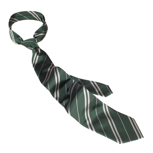 Harry Potter Slytherin Tie ($30)