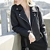 A Quality Leather Jacket Like This Moto Style