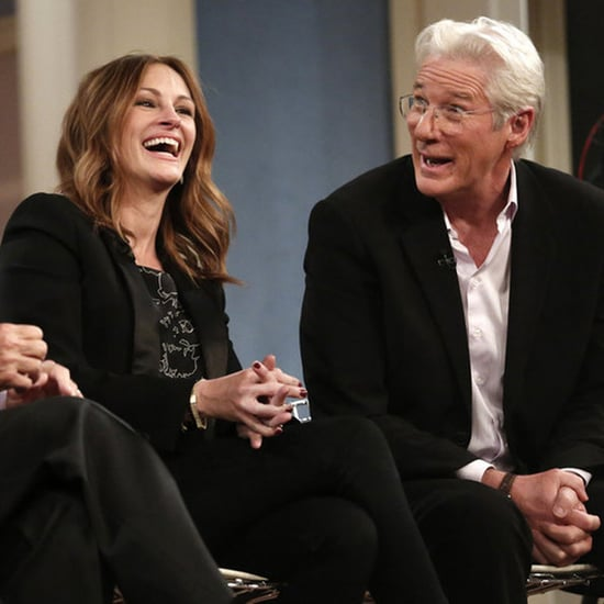 Pretty Woman Cast Reunites on the Today Show