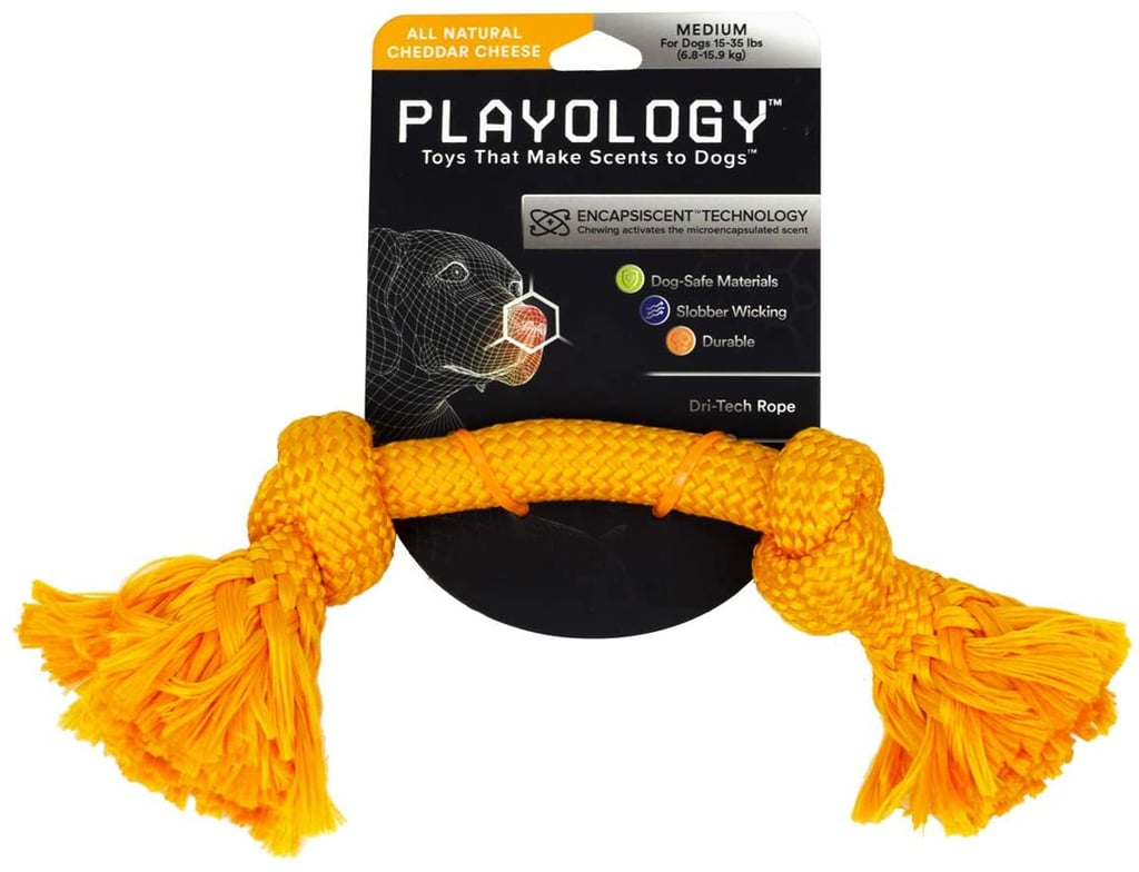 Playology All-Natural Scented Dri-Tech Rope