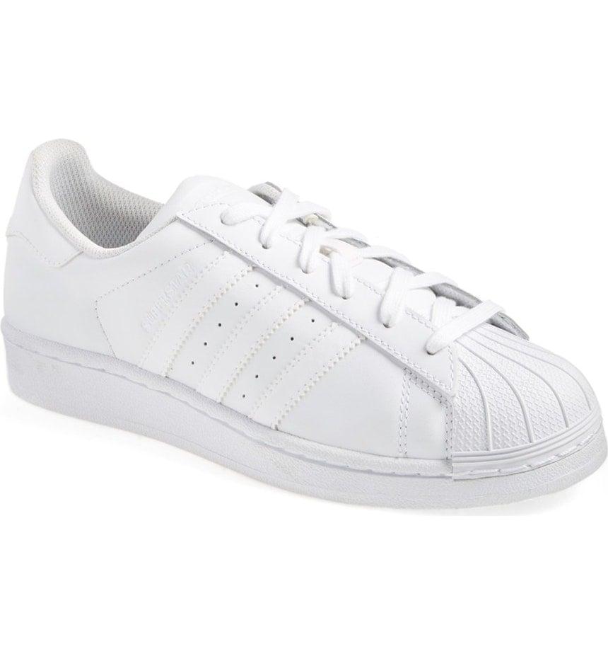 Superstars All White Everything