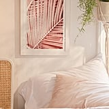 Honeymoon Hotel Pink Tropics Art Print