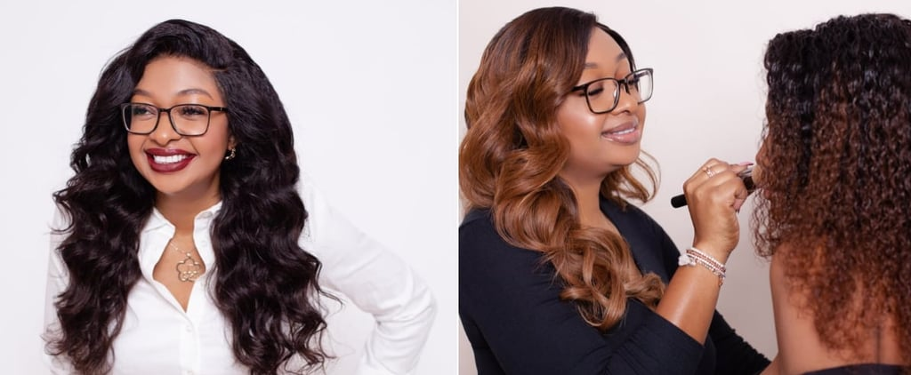 Joy Adenuga on Becoming a Makeup Artist and Brand Founder