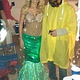 Mermaid and Fisherman