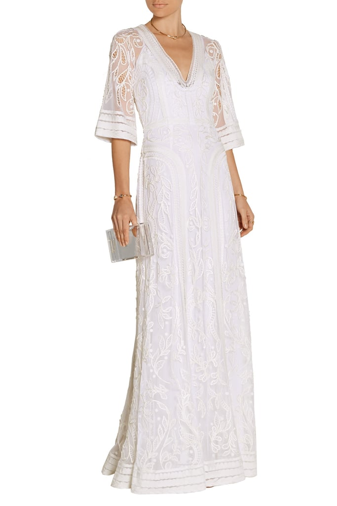 Temperley London Bertie Embroidered Tulle Gown ($2,550)