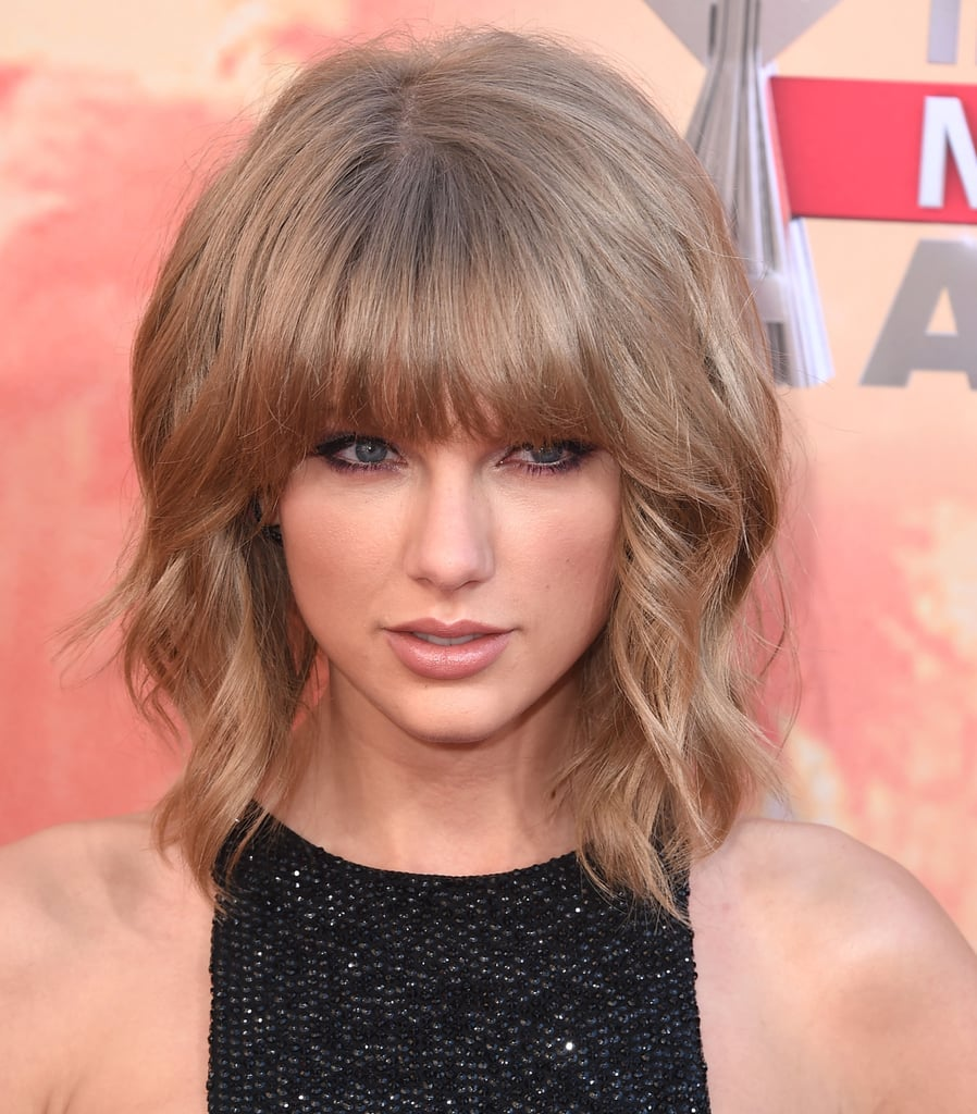 Taylor Swift's Hair at the iHeartRadio Music Awards
