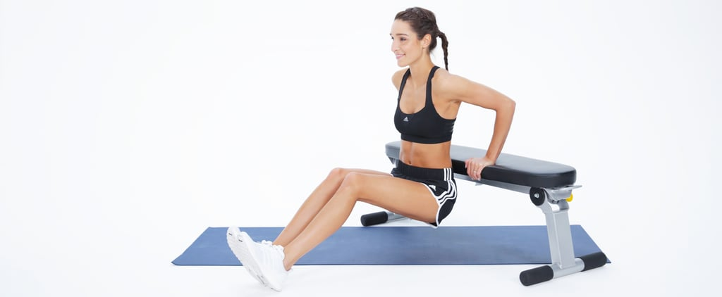 Arm Workout From Kayla Itsines of BBG