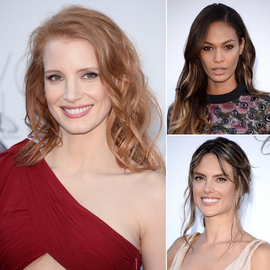 Celebrity Beauty at the amfAR Gala in Cannes - Zoom In!