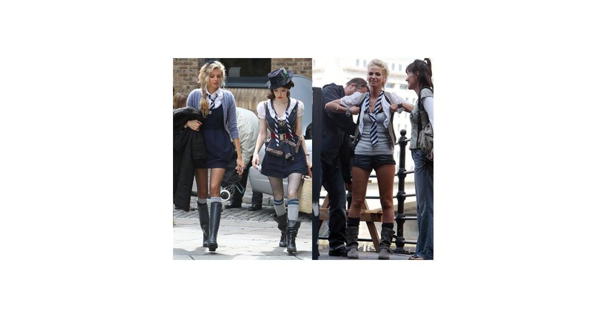 Think, that St trinian s school uniform assured, what